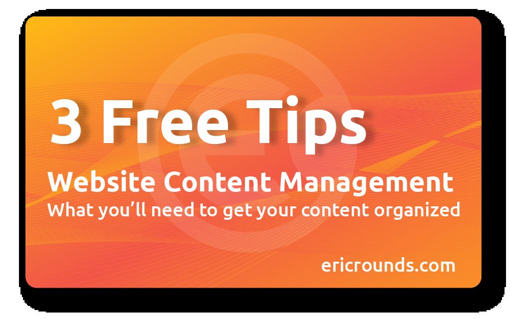 How to Prepare Website Content