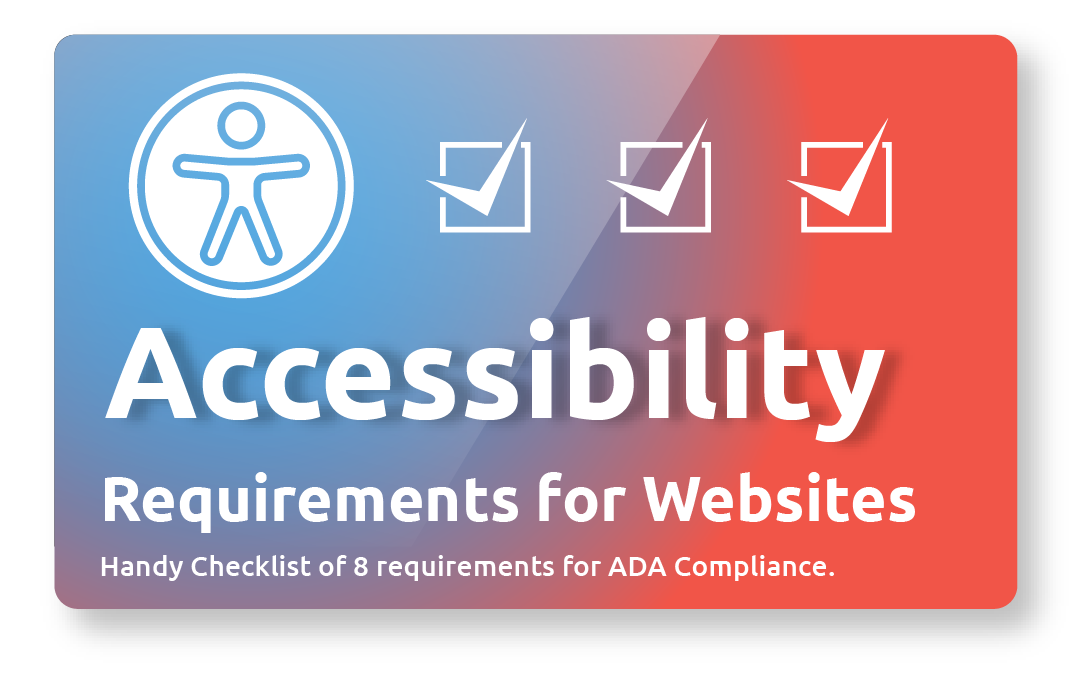 Accessibility Requirements for Websites