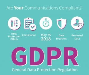 Are Your Communications Compliant with GDPR