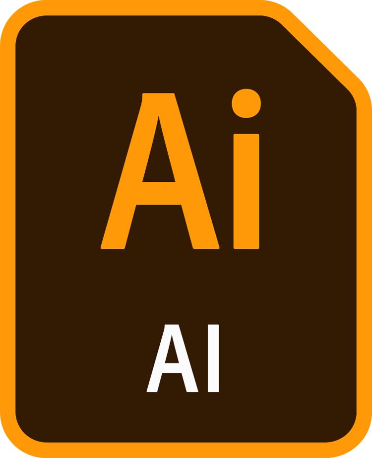 document icon - Adobe Illustrator file